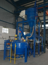 Pneumatic Conveying Test Rigs