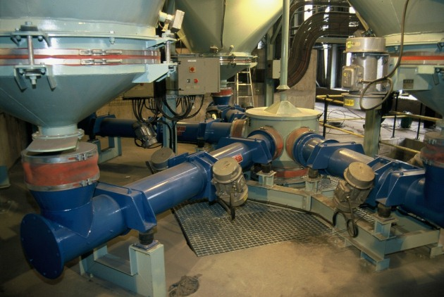 Powder Dosing and Blending System