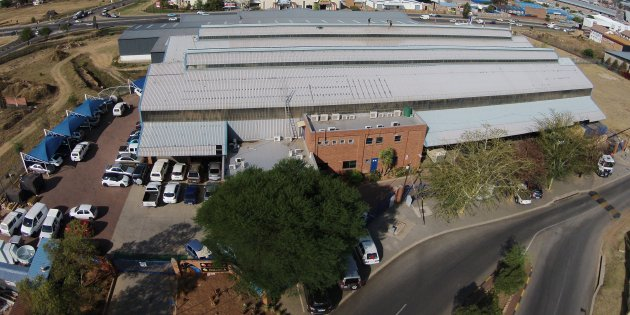 Techmatic Engineering premises